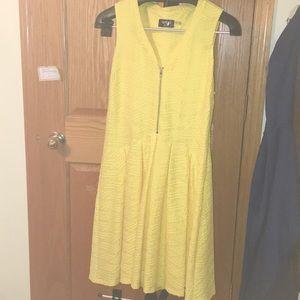 Yellow Guess dress